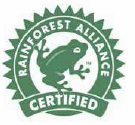 Certificat RainForest